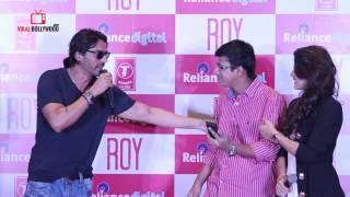 Hindi Selfie Funny Moment   Arjun Rampal   Jacqueline Fernandez