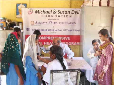 Comprehensive School Health Program-November-2011/School Health Program Jaipur