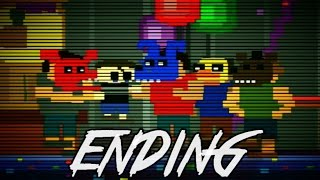 END.. I CANNOT BELIEVE THIS | Five Nights At Freddy's 4 ENDING - Night 5 Complete
