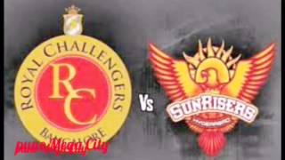 IPL (2016) ||Royal challengers Bangalore Vs sunrises Hyderabad || full match || IPL final match