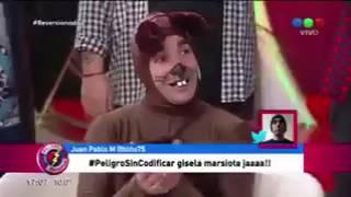 EL MEJOR CHISTE DE LA RATITA PELIGRO SIN CODIFICAR. LA PUDRIOOOO
