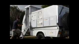 Trayon TMO Gen III Camper Trailer - Allan Whiting - June 2014