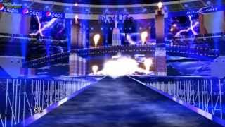 The Undertaker Wrestlemania 29 Entrance and 21-0 Victory Celebration Pyro