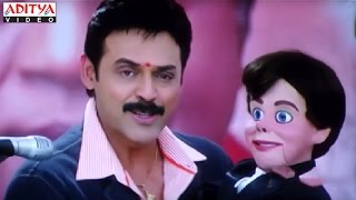 Victory Venkatesh Comedy Scene In Rakhwala Pyar Ka Hindi Movie