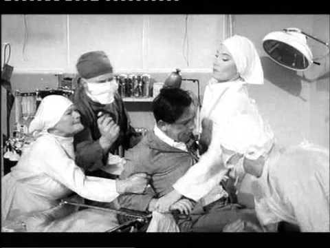 Norman Wisdom Anaesthetised