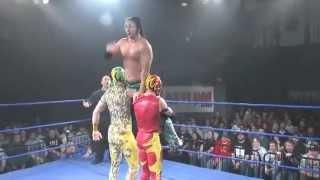 The Colony vs. The Young Bucks from CHIKARA