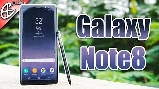 Samsung Galaxy Note 8 Review! (தமிழ் |Tamil)