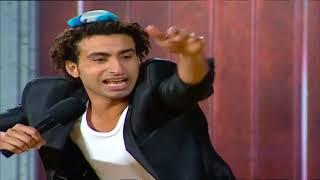 """ازاي تبقي مغني مهرجانات علي طريقة علي ربيع """" هتموت من الضحك """" ... #تياترو_مصر"""