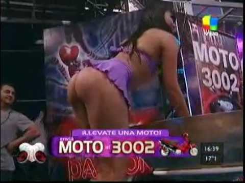Marcela Baños en Pasión de Sábado elogió la cola hot de bailarina neofama