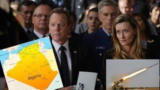 المسلسل الأمريكي disagnated survaivor الذي قصفت فيه الجزائر بصاروخ نووي