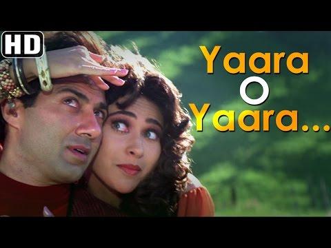 Xxx Mp4 Yaara O Yaara Milna Hamara Jeet Songs Sunny Deol Karisma Kapoor 3gp Sex