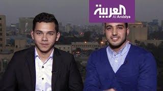 مصريان ينشدان أناشيدا دينية في تفاعلكم