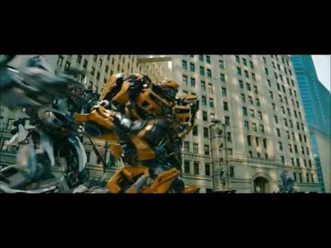 Transformers 3 Megatron's death (how it should of been ... Transformers 3 Bumblebee Vs Megatron