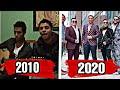 LA EVOLUCION MUSICAL DE GRUPO FIRME   10 AÑOS   Scrubber Music