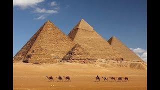 Quienes Construyeron las Piramides de Egipto - Documental