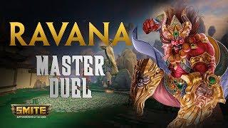 SMITE! Ravana, Ya tocaba el asesino! Master Duel S5 #256