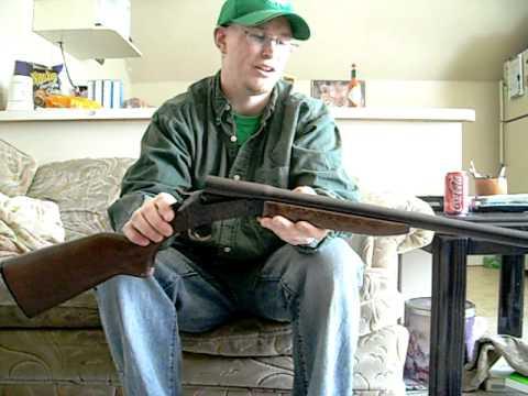 New England Pardner single shot 12 gauge overview