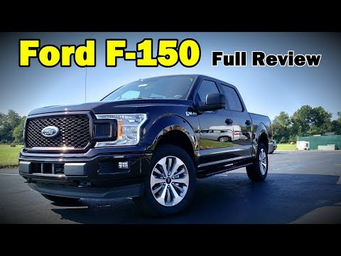 Xxx Mp4 2018 Ford F 150 Full Review STX Sport Edition 3gp Sex