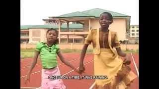 AFRICAN CHILDREN DANCE, MAMA ALOTA (Mama is Back) by HEAVENLY KINGDOM KIDS,