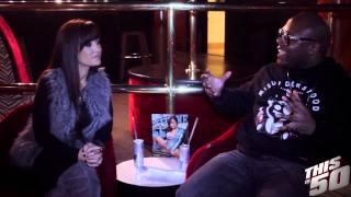 Lisa Ann Did What To a Random Guy In a Cab? Talks Meeting 50 & Lebron