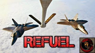 Mid Air Refueling • The Most AMAZING Aircraft Getting Vital Fuel Support