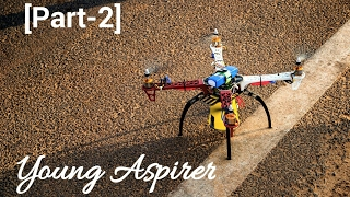 How to make a quadcopter at home - (part-2) [programming CC3D]