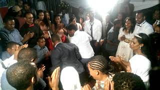 Wedding Vibe   Guragnigna Dance ጉራጊኛ ዳንስ  #Ethiopian Wedding