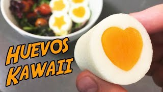 ℗ Huevos cocidos Kawaii - Gadgets de cocina - SuperPilopi