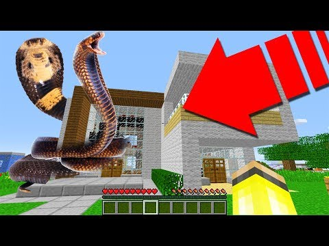 Xxx Mp4 DEV YILAN EVİME SALDIRDI 😱 Minecraft 3gp Sex