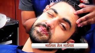 Zain Imam#Yuvraj Luthra# Facial and Spa.
