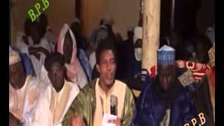 Thierno Abdallahi DIA- Ziara Annuel  2014 partie causerie oustaz ahmed ba