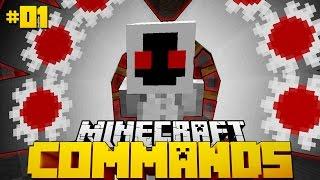 DER ist NICHT MÖGLICH?! - Minecraft Commands #01 [Deutsch/HD]