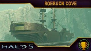 Halo 5 Custom Game : Roebuck Cove (Infection)