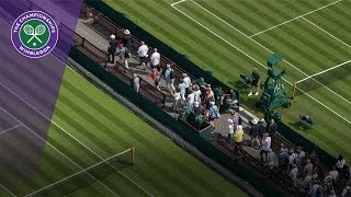 The Wimbledon Channel Day One Replay