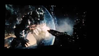Autobots vs megatron y quintriza