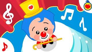 Plim Plim ♫ Para Crecer ♫ Canciones Infantiles