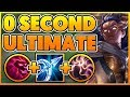 *CRAZY COOLDOWNS* MY ULT IS UP BEFORE THE COOLDOWN FINISHES?? - BunnyFuFuu Full Gameplay