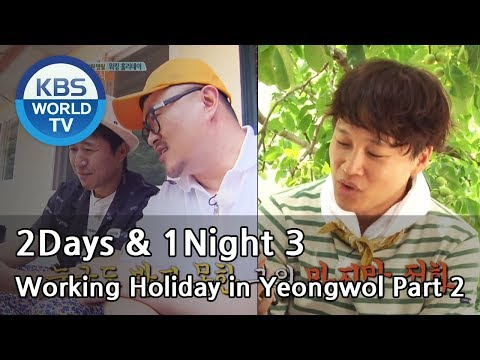 Xxx Mp4 2 Days Amp 1 Night Season 3 Working Holiday In Yeongwol Part 2 ENG THA 2017 07 16 3gp Sex