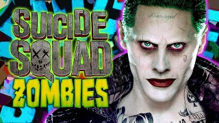 SUICIDE SQUAD ZOMBIES ★ Call of Duty Zombies (Custom Zombies)