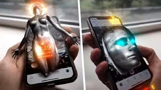 CRAZY TECHNOLOGIES THAT ARE ON ANOTHER LEVEL