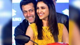 Parineeti Chopra Wants Salman Khan As Her Bodyguard