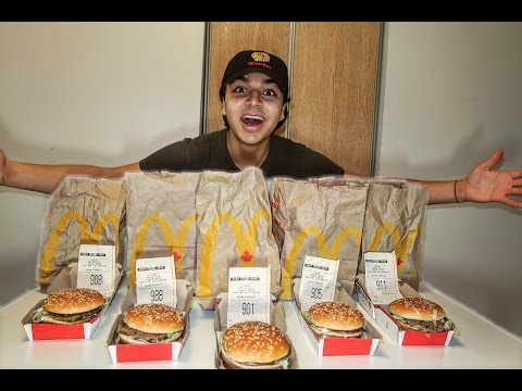watch HOW TO GET FREE FOOD AT MCDONALDS | INSANE MCDONALDS LIFE HACKS | 5 BIG MAC CHALLENGE