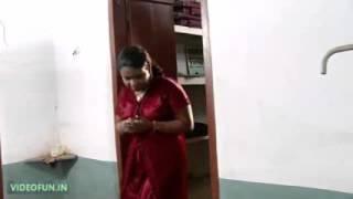 Sexy Bathroom MMS   Hidden Camera In Neighbours Bathroom