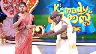 Komady Circus I Binu & Manju - Njaninmmel Kali I Mazhavil Manorama