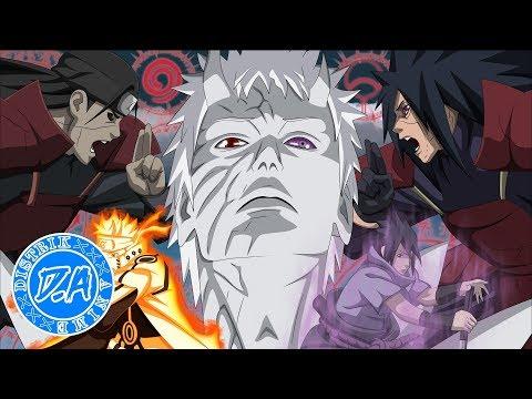 Distrik Anime Silhouette Naruto Shippuden Opening 16 Versi Indonesia