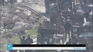 القوات العراقية تدخل حي المأمون في غرب الموصل
