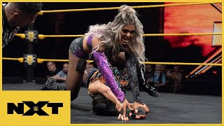 Xia Li vs. Taynara Conti: WWE NXT, June 19, 2019