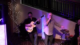 Roy Brown,  Mingo Maquera, Andre Maquera and Gary Spaulding performing 8084's Bad Man Unplugged