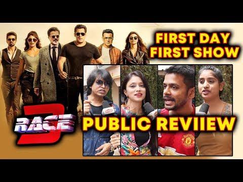 Xxx Mp4 RACE 3 PUBLIC REVIEW First Day First Show Salman Khan 3gp Sex