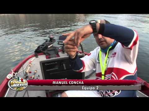 Torneo Pescando Por Una Vida Digna desde la presa Zimapan